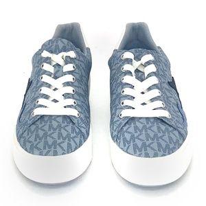 Michael Kors Shoes - Michael Kors Poppy Lace Up Sneaker Size 6.5 US